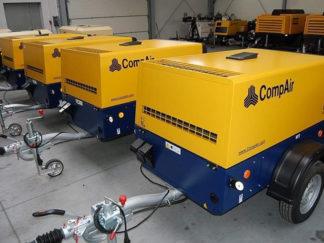 Compair kompresori