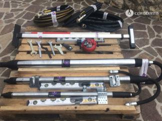 Rakete i oprema za bušenje i pobijanje HERCU