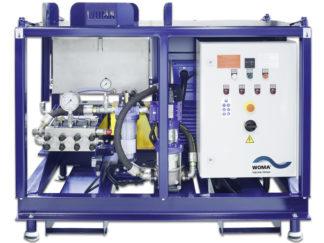 WOMA elektro agregati- sistemi