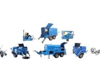Strojevi za povlačenje, čišćenje i obnovu