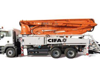 Rezervni dijelovi za CIFA®