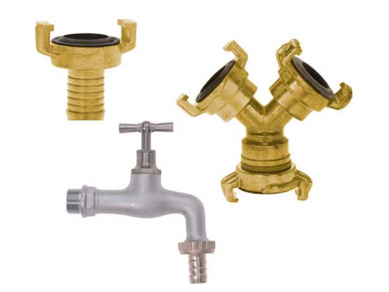 Kandžaste spojnice za vodu (GEKA)