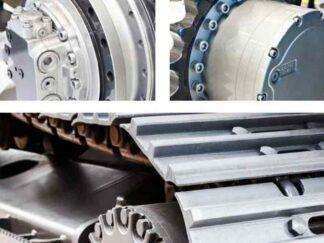 Pogonski - hidraulični motori